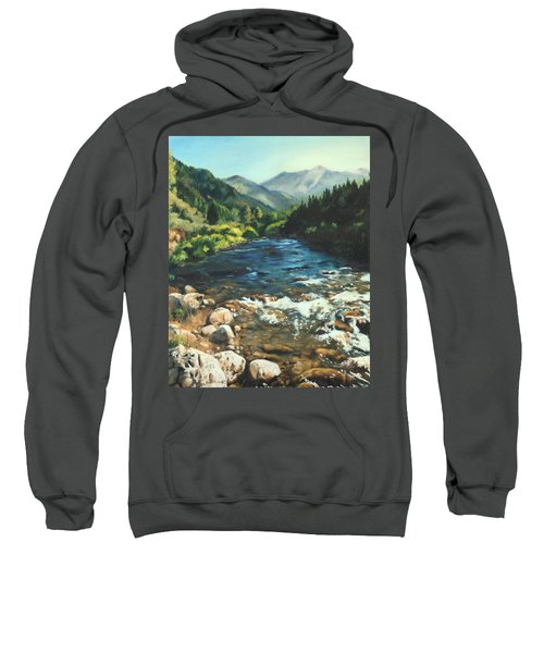 Palisades Creek  Sweatshirt