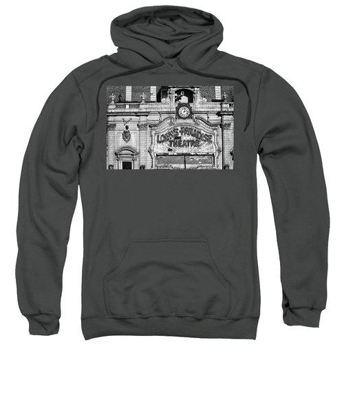 Paradise Movie Theatre Sweatshirt