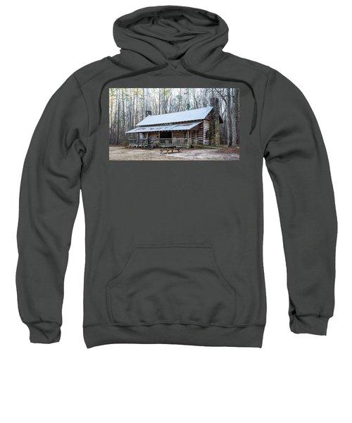 Park Ranger Cabin Sweatshirt