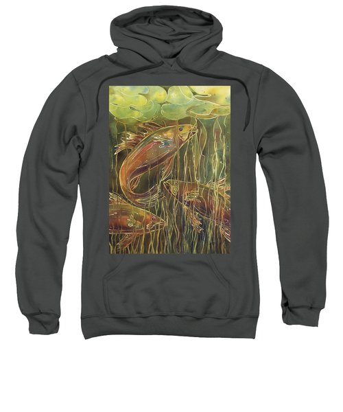 Party Under The Lily Pads II Sweatshirt