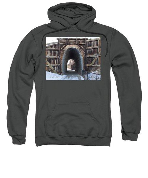 Path In History Sweatshirt