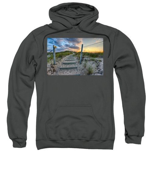Path Over The Dunes Sweatshirt