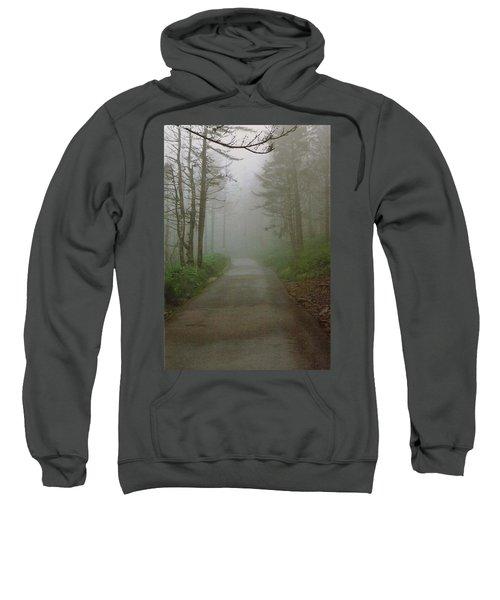 Path To Clingmans Dome Sweatshirt