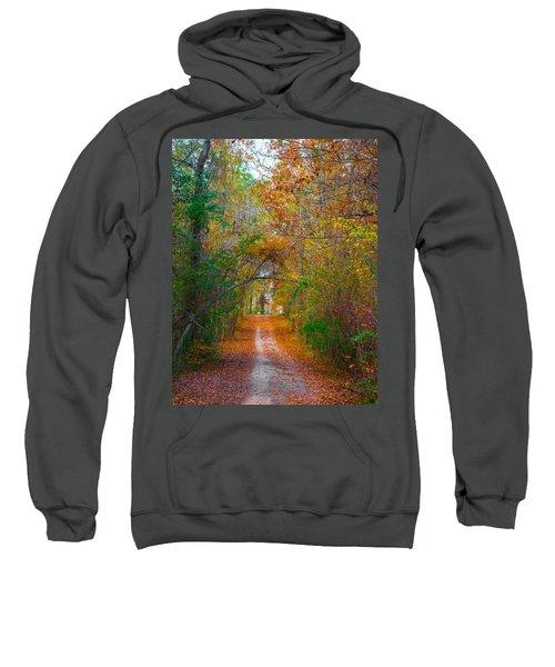 Path To The Fairies Sweatshirt