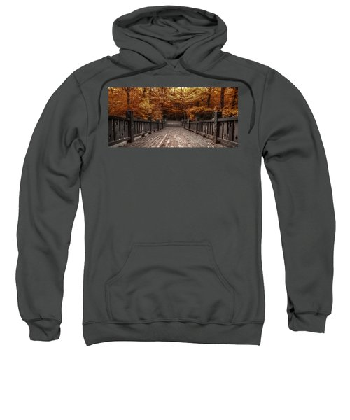 Path To The Wild Wood Sweatshirt