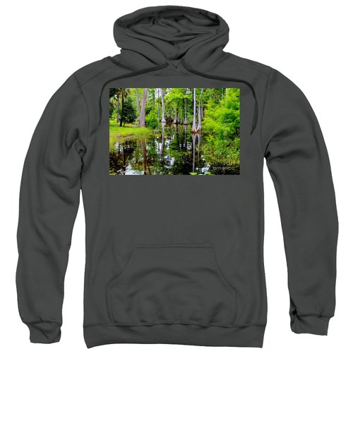 Peaceful Lake Sweatshirt