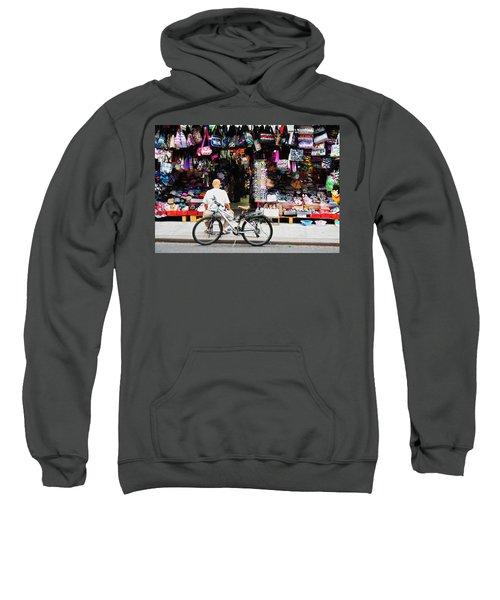 Pell St. Chinatown  Nyc Sweatshirt