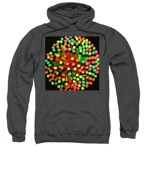 Pencil Blossom Sweatshirt
