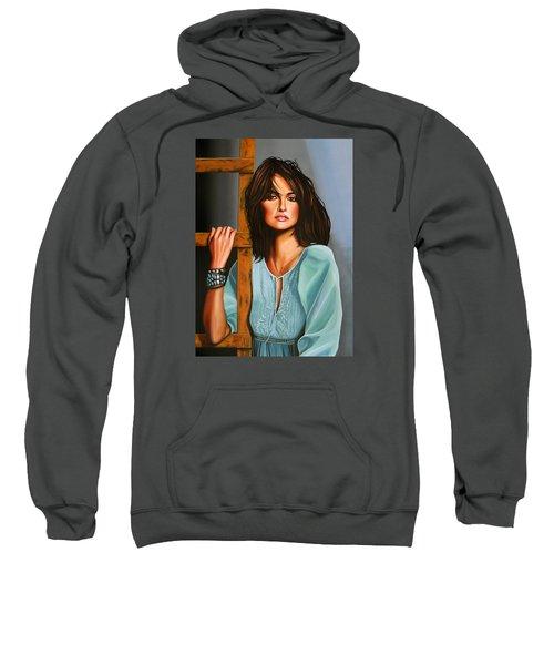 Penelope Cruz Sweatshirt