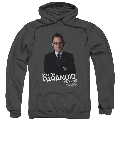 Person Of Interest - Paranoid Sweatshirt