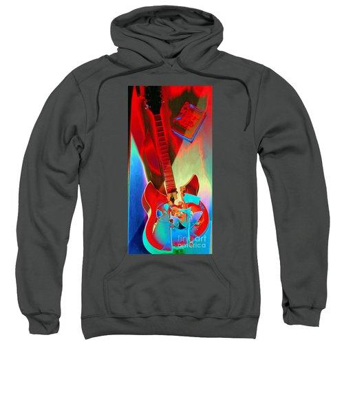 Pete's Guitar Sweatshirt