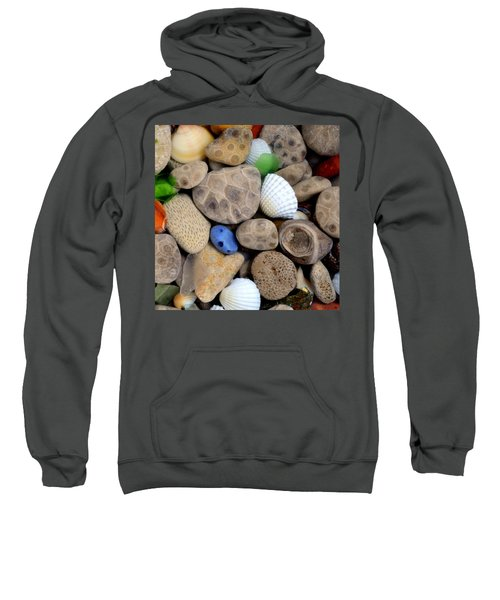 Petoskey Stones V Sweatshirt