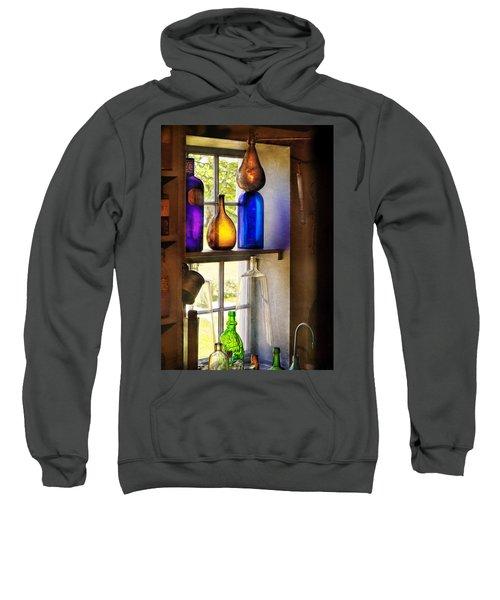 Pharmacy - Colorful Glassware  Sweatshirt