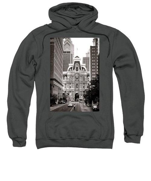 Philadelphia City Hall Sweatshirt