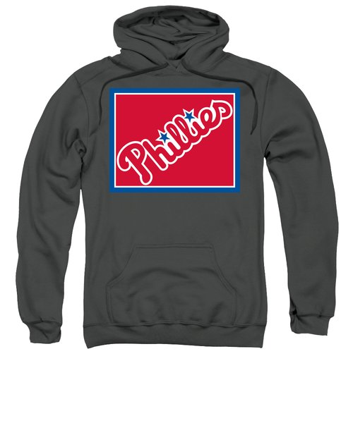 Philadelphia Phillies Baseball Sweatshirt