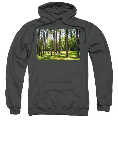 Picnic In The Pines Sweatshirt