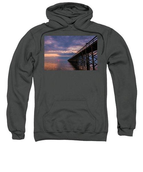 Pier To The Horizon Sweatshirt