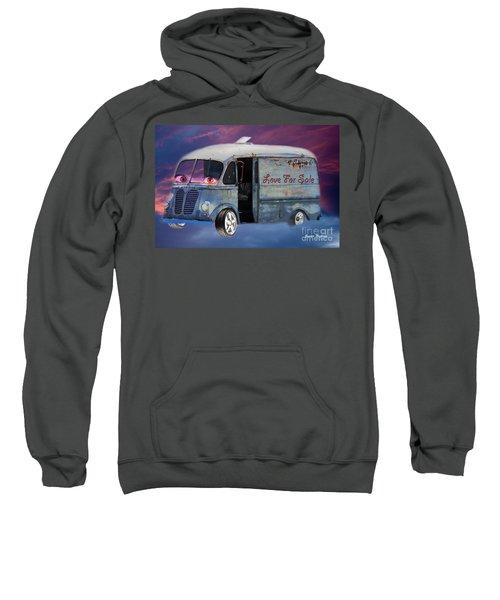 Pin Up Cars - #2 Sweatshirt
