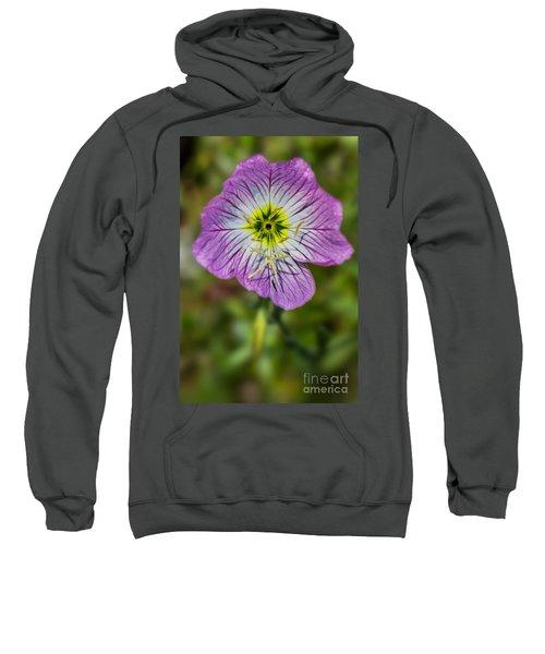 Pink Evening Primrose Sweatshirt