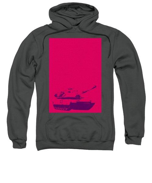 Pink Tank Sweatshirt