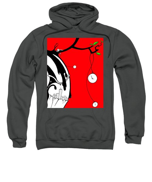 Playing With Time Sweatshirt