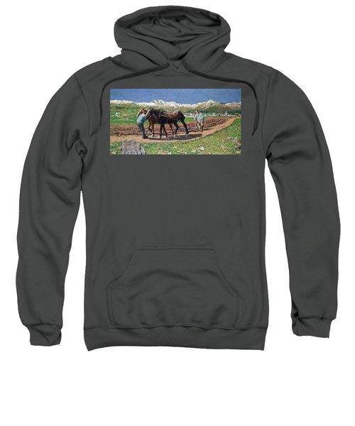 Ploughing Sweatshirt