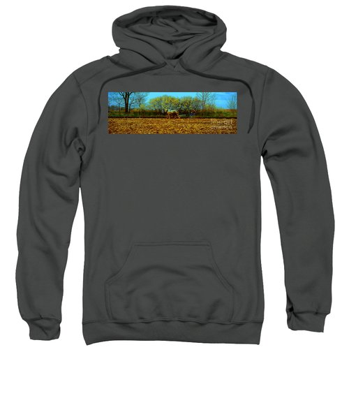 Plow Days Freeport Illinos   Sweatshirt