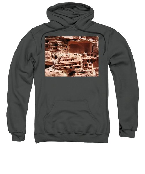 Sweatshirt featuring the photograph Plucked by Denise Railey