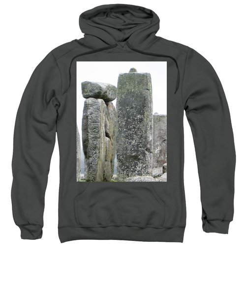 Sweatshirt featuring the photograph Pockmarked With Age by Denise Railey