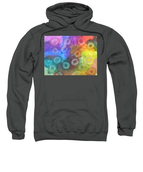 Polychromatic Rbc's Sweatshirt