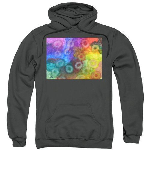 Polychromatic Rbc's Sweatshirt