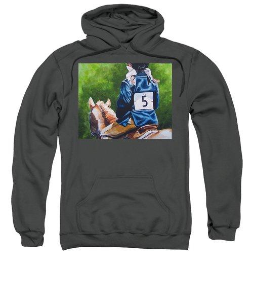Pony Girl Sweatshirt