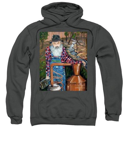 Popcorn Sutton - Bootlegger - Still Sweatshirt