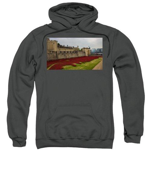 Poppies Tower Of London Sweatshirt