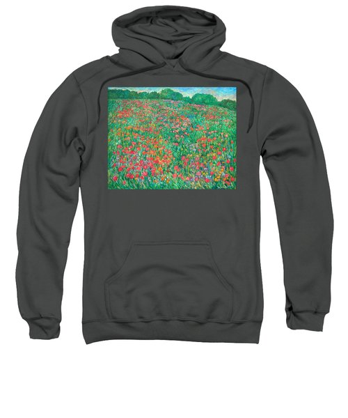Poppy View Sweatshirt