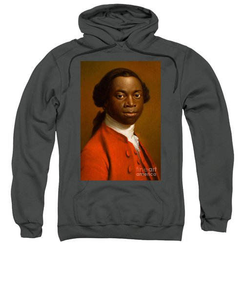 Portrait Of An African Sweatshirt