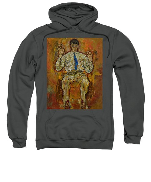 Portrait Of Paris Von Gutersloh Sweatshirt