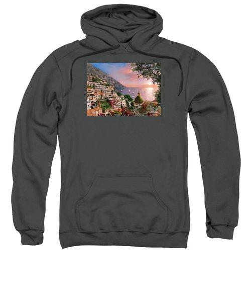 Positano Sweatshirt by Dominic Davison