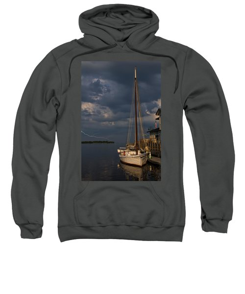 Preparing For The Storm Sweatshirt