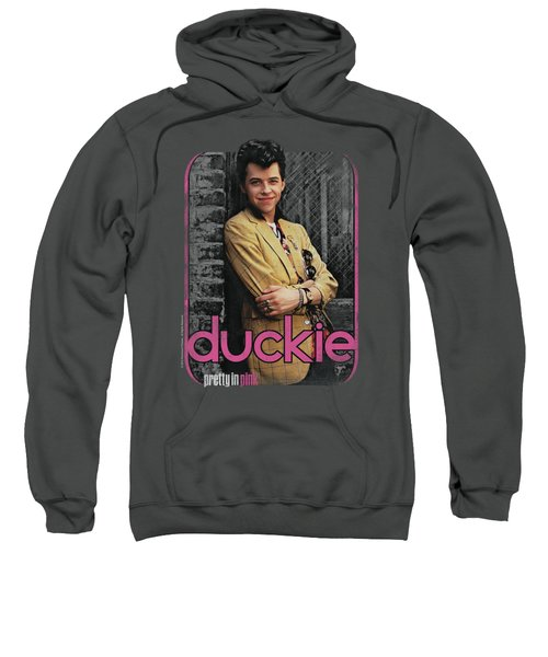 Pretty In Pink - Just Duckie Sweatshirt