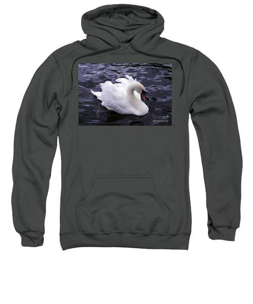 Pretty Swan Sweatshirt