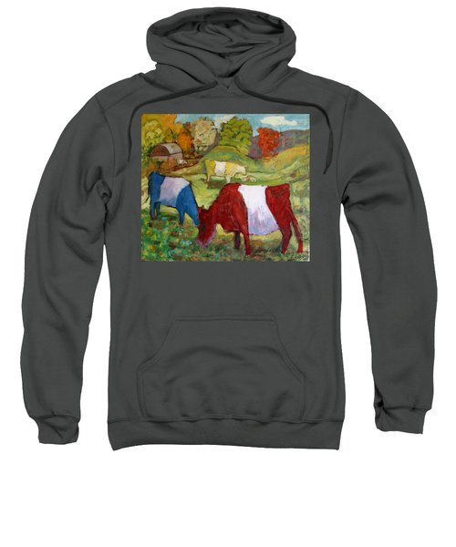 Primary Cows Sweatshirt