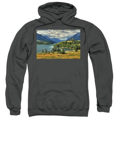 Prince Of Whales Sweatshirt