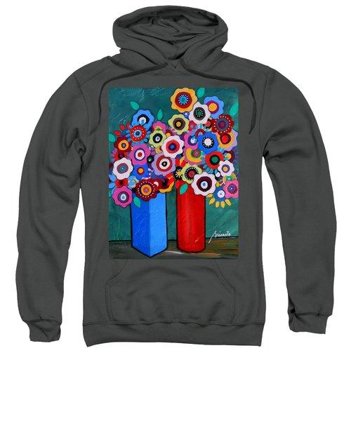 Prisarts Florals II Sweatshirt