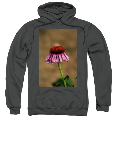 Purple Coneflower Sweatshirt