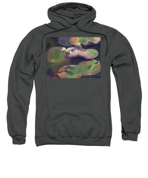 Purple Linings II Sweatshirt