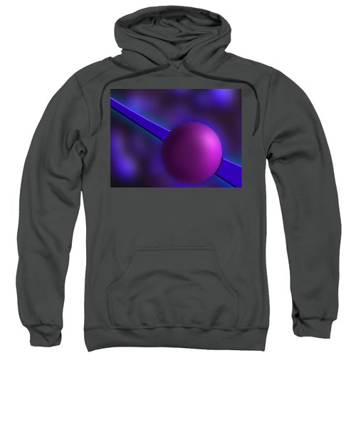 Purple Orb Sweatshirt