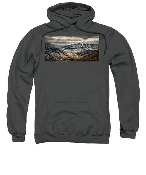 Queenstown View Sweatshirt