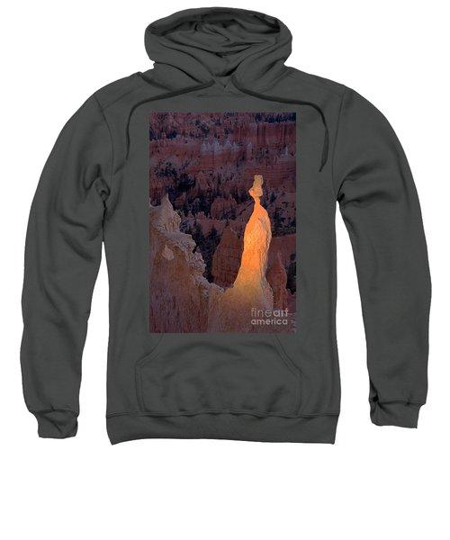Rabbit Sunset Point Bryce Canyon National Park Sweatshirt