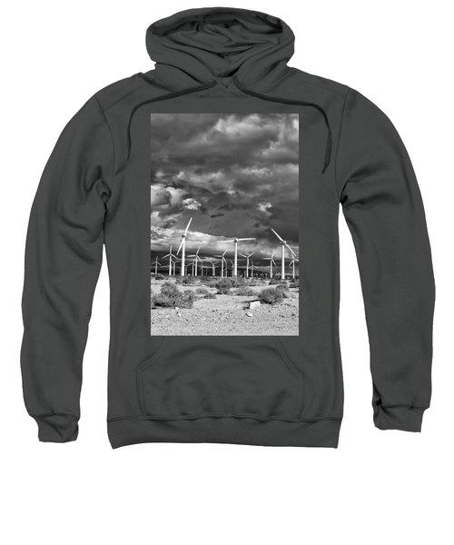 Rage Of The Wind Palm Springs Sweatshirt